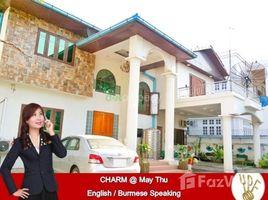 လှိုင်သာယာ, ရန်ကုန်တိုင်းဒေသကြီး 5 Bedroom House for rent in Hlaing, Yangon တွင် 5 အိပ်ခန်းများ အိမ်ခြံမြေ ငှားရန်အတွက်