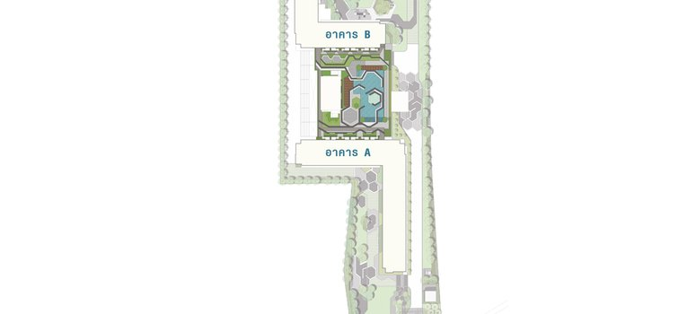 Master Plan of Lumpini Park Rama 9 - Ratchada - Photo 4