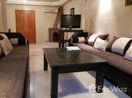 недвижимость, 1 спальня в аренду в Na Menara Gueliz, Marrakech Tensift Al Haouz Appartement 2 chs à louersur Marrakech