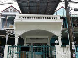 2 Bedrooms Townhouse for sale in Pak Khlong Phasi Charoen, Bangkok Townhouse in Phetkasem 19 near to Wutthakat BTS