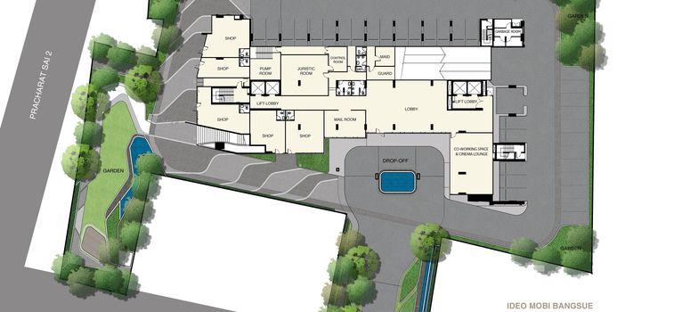 Master Plan of Ideo Mobi Bangsue Grand Interchange - Photo 1