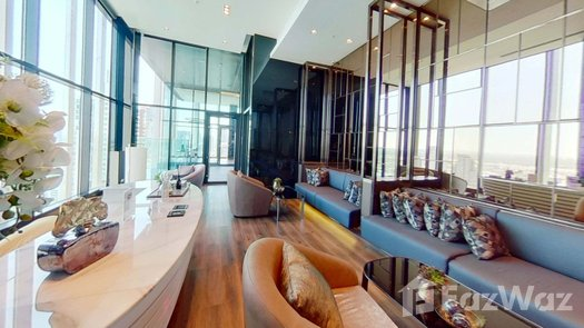3D Walkthrough of the Lounge at Rhythm Ekkamai