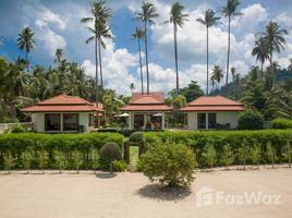 Вилла, 4 спальни на продажу в Na Mueang, Самуи Na Muang Beachfront 4-Bedroom Pool Villa with Large Garden