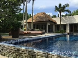 5 Bedrooms Villa for sale in Choeng Thale, Phuket Layan Estate