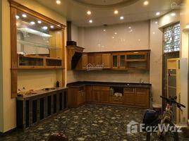 海防市 Nghia Xa Nhà mặt đường Hoàng Minh Thảo - 72m2 - 5 tầng - MT 4m - Nở hậu - 2 mặt thoáng - 8,6 tỷ 4 卧室 屋 售