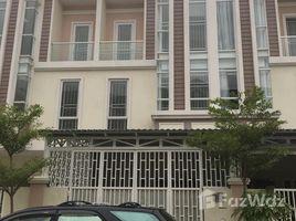 金边 Phnom Penh Thmei Other-KH-74846 4 卧室 联排别墅 租