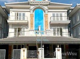 4 Bedrooms House for rent in Chrang Chamreh Ti Pir, Phnom Penh Borey Vimean Phnom Penh
