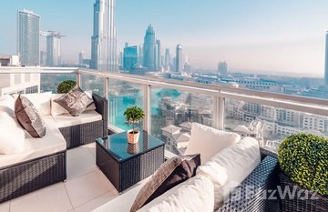 The Residences 9 in The Old Town Island, Dubai