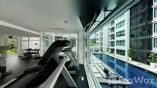 3D Walkthrough of the 健身房 at The Regent Kamala Condominium