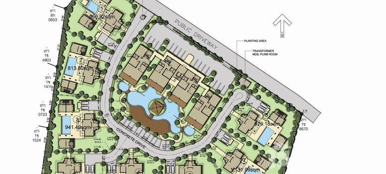 Master Plan of Cherng Lay Villas and Condominium - Photo 1