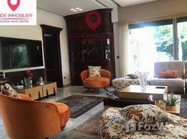 Rabat Sale Zemmour Zaer Na Agdal Riyad Superbe Villa à Vendre à Souissi Rabat 6 卧室 屋 售