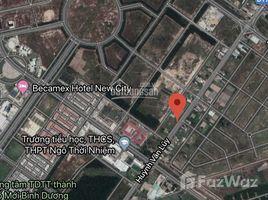 平陽省 Phu Chanh Bán đất mặt tiền Huỳnh Văn Luỹ gần trường Ngô Thời Nhiệm, 5x30m, giá 4,9 tỷ N/A 土地 售