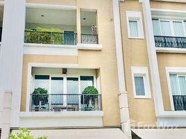 曼谷 Chong Nonsi Baan Klang Krung Rama 3 3 卧室 联排别墅 售