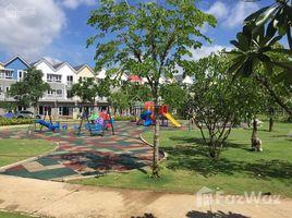 3 Phòng ngủ Nhà mặt tiền cho thuê ở Phú Hữu, TP.Hồ Chí Minh Nhà phố đầy đủ nội thất - Dự án Park Riverside Giai đoạn 2, nhà mới 100% chưa ở, có gara ô tô