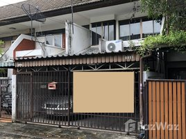 2 Bedrooms Townhouse for sale in Anusawari, Bangkok 2 Storey Townhouse, Phahonyothin Road For Sale