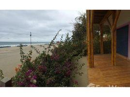 Manabi Manta Santa Marianita: Beachfront home, Santa Marianita, Manabí 3 卧室 屋 售