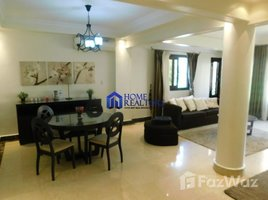 Cairo Modern Apartment With Garden Rent In Maadi Sarayat 3 卧室 房产 租