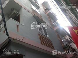 8 Phòng ngủ Nhà mặt tiền cho thuê ở Lĩnh Nam, Hà Nội Cho thuê nhà ngõ 194 Lĩnh Nam, DT 45m2 x 5 tầng 8PN, 8WC, làm CHDV, NN, homestay, giá 12,5tr/th