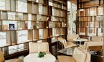 Library / Reading Room at Ficus Lane