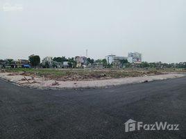 海防市 Hung Vuong Bán lô góc cực đẹp LK2 Đống Chuối, Hùng Vương, 1,43 tỷ N/A 土地 售