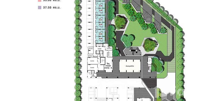 Master Plan of Lumpini Park Rama 9 - Ratchada - Photo 3
