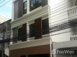 9 Bedrooms House for rent in Khlong Tan Nuea, Bangkok 4 Storey Townhouse For Sale In Soi Prommitr
