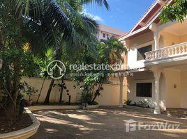 Дом, 8 спальни в аренду в Boeng Keng Kang Ti Muoy, Пном Пен villa for Rent in BKK 1