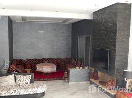 Marrakech Tensift Al Haouz Loudaya A vendre Villa d'angle style moderne tout neuve isolée sans vis à vis avec jardin et piscine.. située dans un quartier calme et sécurisé à Targa Marra 5 卧室 别墅 售