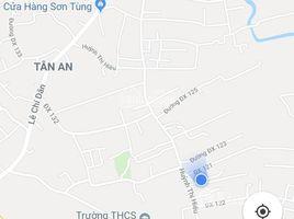 N/A Land for sale in Tan Vinh Hiep, Binh Duong Đất Tân An, Tdm, Bình Dương. Mặt tiền Dx120 đường Bê tông 4,3 m. Dt : 137 m2 thổ cư 65 m.