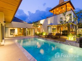 3 Bedrooms House for rent in Thep Krasattri, Phuket Botanica The Residence (Phase 4)