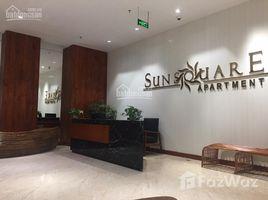 3 Phòng ngủ Căn hộ cho thuê ở Mỹ Đình, Hà Nội Bán CHCC Sunsquare DT: 102m2 (3PN, 2VS) có đồ, giá: 2,850 tỷ, nhà còn mới