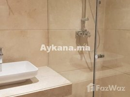 3 غرف النوم شقة للبيع في NA (Yacoub El Mansour), Rabat-Salé-Zemmour-Zaer Vente Appartement Neuf Rabat Hay Riad REF 1248