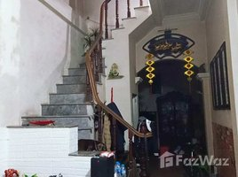 4 Bedrooms Villa for sale in Vinh Tuy, Hanoi Townhouse for Sale with 4 Bedroom in Hai Ba Trung