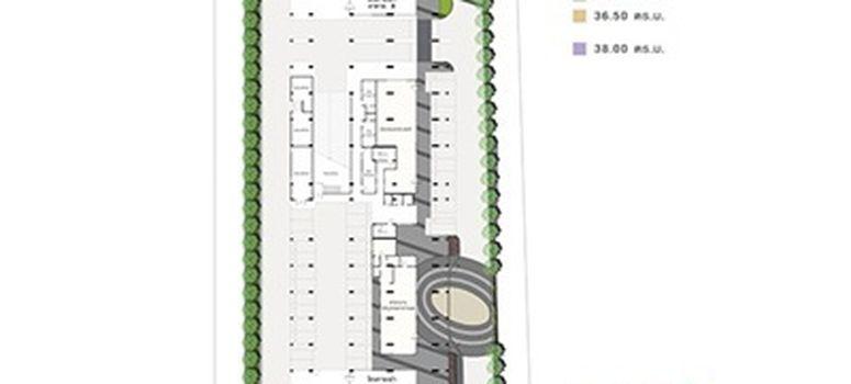 Master Plan of Lumpini Place Srinakarin - Photo 1