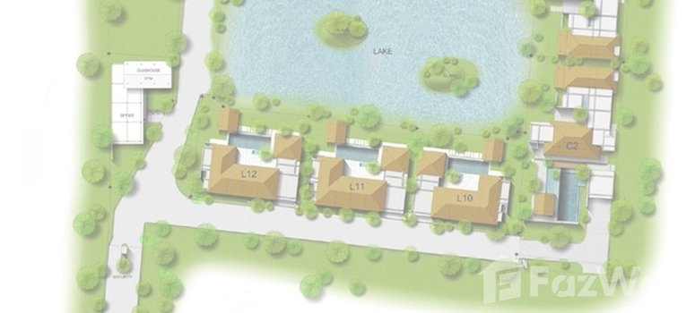 Master Plan of The Lake House - Photo 1
