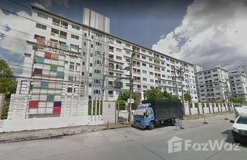 Smart Condo Watcharapol in Tha Raeng, Bangkok