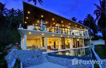 Aja Villas in Taling Ngam, Koh Samui