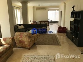 Cairo Penthouse For Rent In West Golf Compound 3 卧室 顶层公寓 租