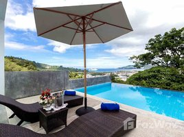 1 Bedroom Apartment for sale in Patong, Phuket Patong Bay Hill
