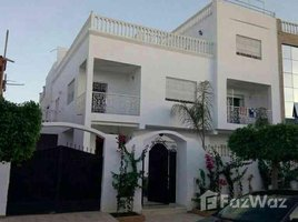 Tanger Tetouan Na Tetouan Al Azhar villa 285m2 quartier swani 2 ville de tetouan 3 卧室 住宅 售
