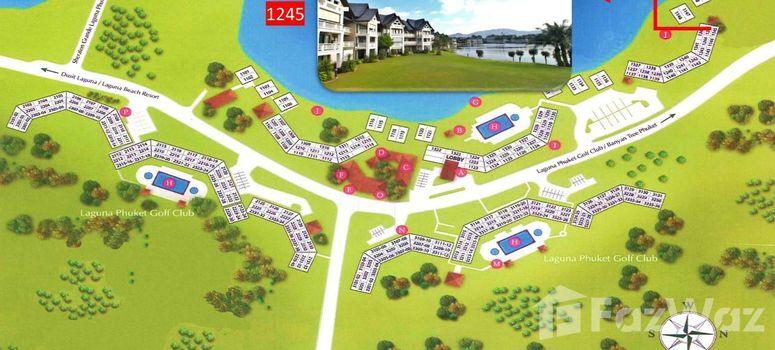 Master Plan of Allamanda Laguna - Photo 1