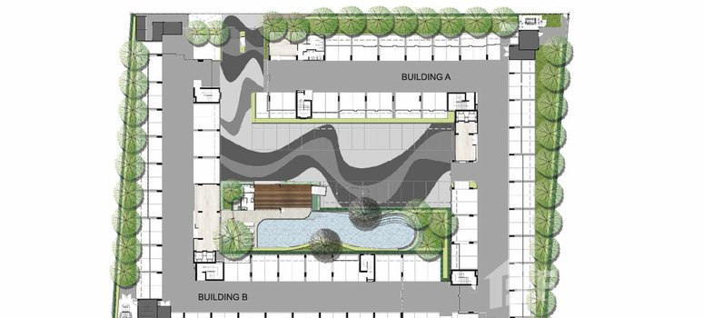 Master Plan of The Excel Ladprao-Sutthisan - Photo 1