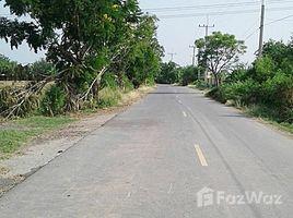 佛统 Sa Si Mum 4ไร่ 2งาน พร้อมโฉนด ที่ดินติดถนน45-50 เมตร ลึก85 เมตร N/A 土地 售