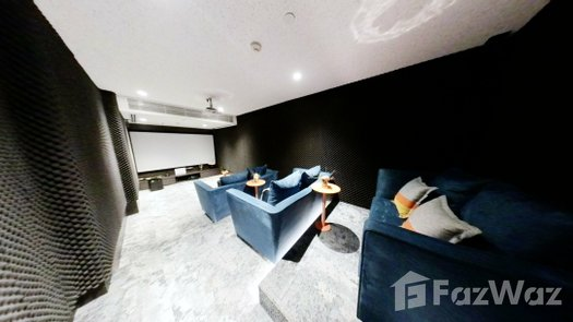 3D Walkthrough of the Mini Theater at The Lofts Silom