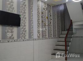 3 Bedrooms House for sale in Binh Hung Hoa B, Ho Chi Minh City Chỉ 1 tỷ 680tr sở hữu ngay nhà 1 trệt 2 lầu (3PN) mới 100% ngay Liên Khu 4 - 5. LH: +66 (0) 2 508 8780