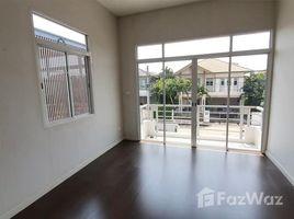 3 Bedrooms House for sale in Bang Phlap, Nonthaburi Saransiri Ratchaphruk - Changwattana