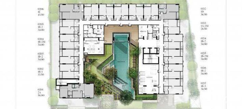 Master Plan of Quintara Arte Sukhumvit 52 - Photo 1