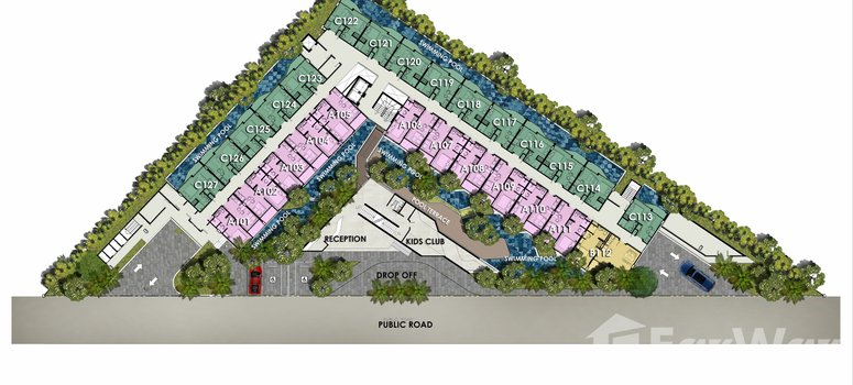 Master Plan of The One Naiharn - Photo 1