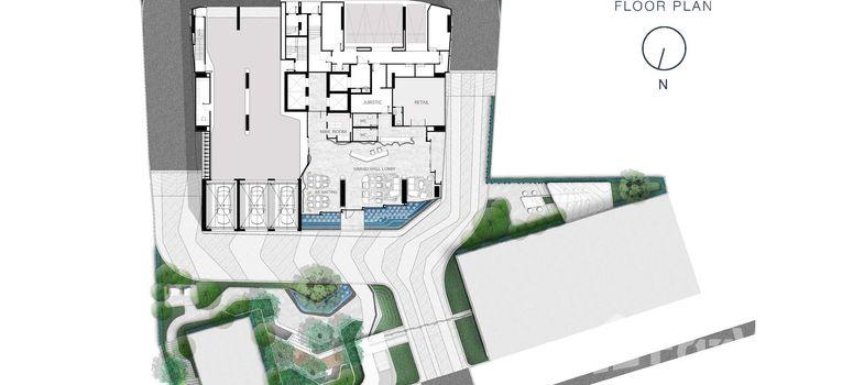 Master Plan of Knightsbridge Space Sukhumvit-Rama 4 - Photo 1
