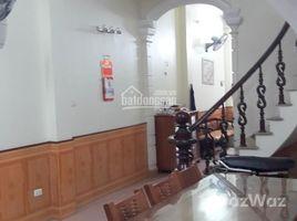 河內市 Vinh Phuc Bán nhà mặt phố Vĩnh Phúc, KD sầm uất, đường trước nhà 10m, DT 55m2x5T. Giá 13 tỷ 5 卧室 房产 售